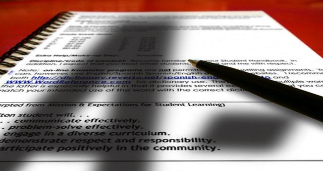 Academic program assessment