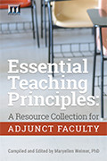 Books on Essential Teaching Principles: A Resource Collection for Adjunct Faculty