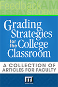 Books on Grading Strategies for the College Classroom