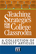 Books on Teaching Strategies for the College Classroom