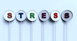 using stress