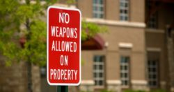 guns on college campuses